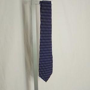 African Penguin tie